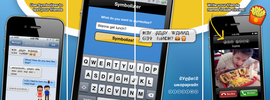 symbolizer iphone app